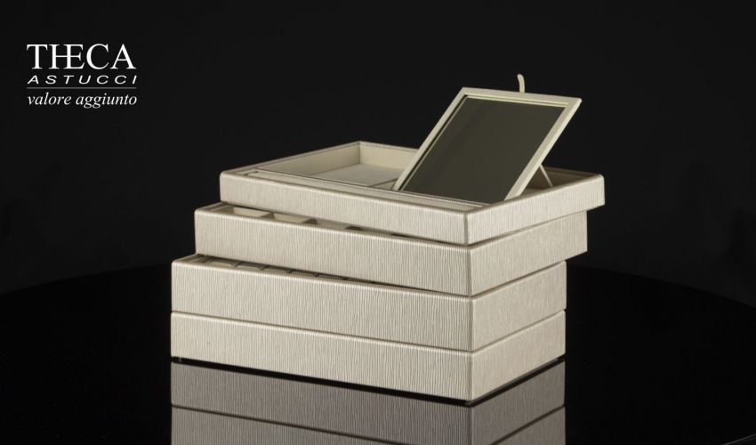 Organize your jewelry with HECTOR trays