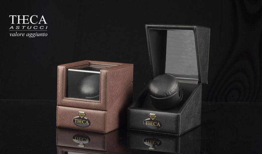 ASTUCCI DEL TEMPO watch winder boxes