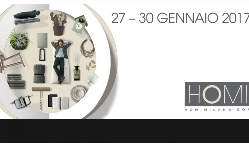 HOMI Milano January 27 - 30 2017