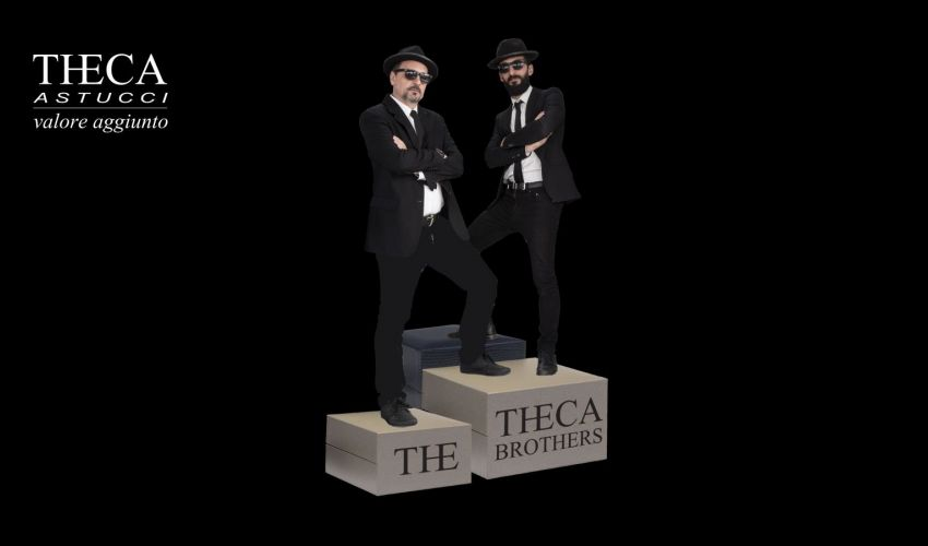 The THECA Brothers